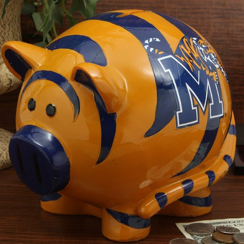 Memphis Thematic Piggy Bank