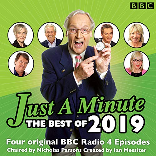 Just a Minute: Best of 2019: 4 episodes of the much-loved BBC Radio comedy game