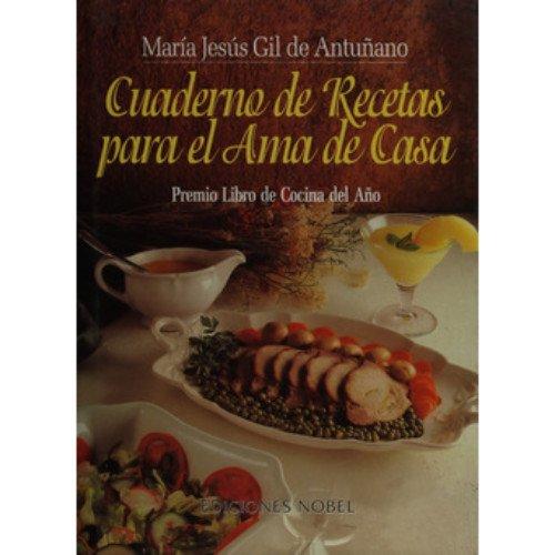 Cuadernos de Recetas Para El Alma de Casa (Spanish Edition) pdf epub
