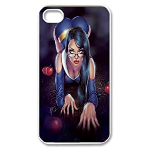 Iphone 4S Case Sexy Girl Snow White White Yearinspace YS857313