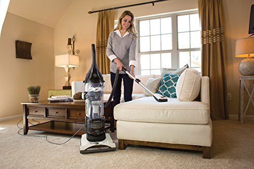 Eureka As1095A Professional Bagless Upright Vacuum Cleaner with High Flow Air Channels - Corded by Eureka (Image #8)