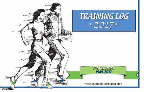 Runners Log Phil Kasunick product image