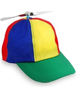 d4f87061261 GEANBAYE Adult And Child Both Size Funny Baseball Style Multicolor Optional Propeller  Hat. 3.1 out of 5 stars 6 ·  13.99 · MyPartyShirt Multi-Color ...