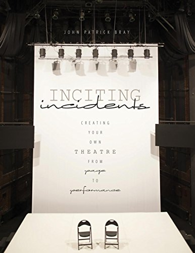 Inciting Incidents: Creating Your Own Theatre from Page to Performance