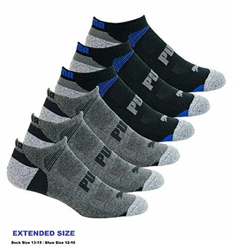 Puma Extended Socks 6 Pair 10 13 product image