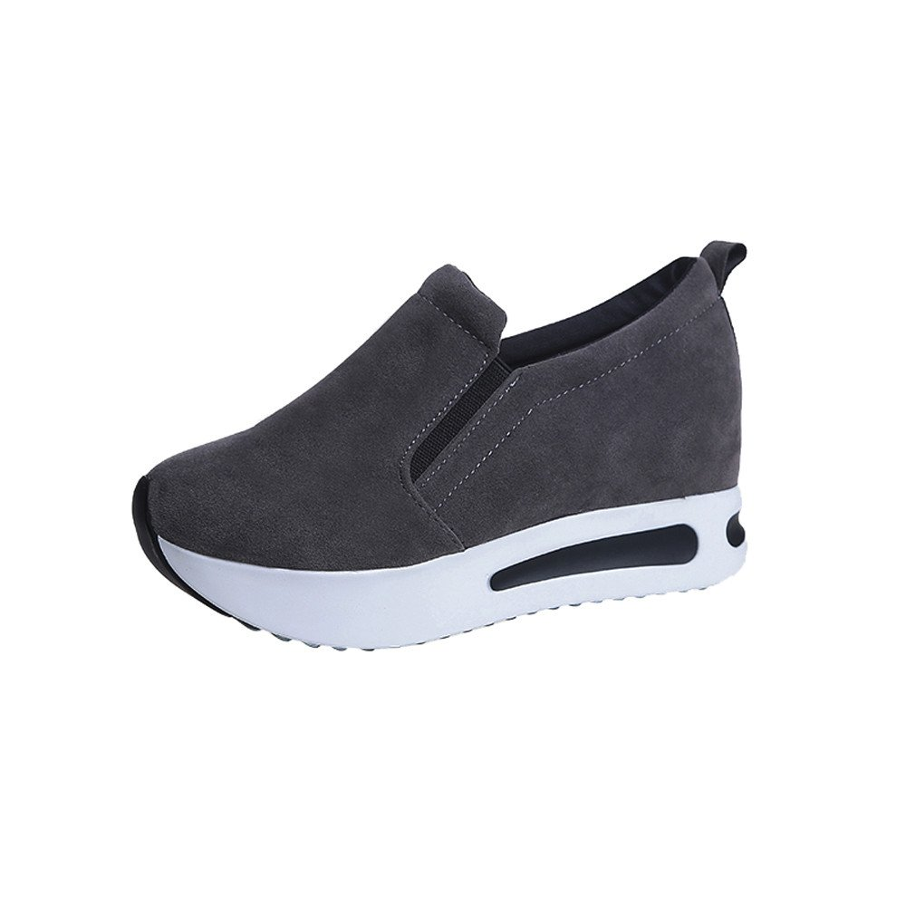 Yesmile Thick Soled B078CQ7L1T chaussure B078CQ7L1T Soled Femmes Chaussures, de 66ad32