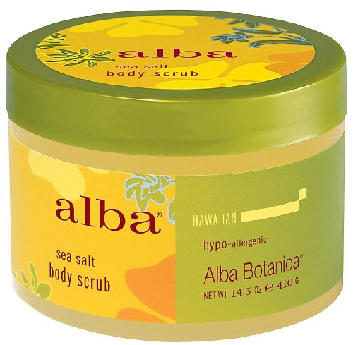 Alba Sea Salt Body Scrub - 8