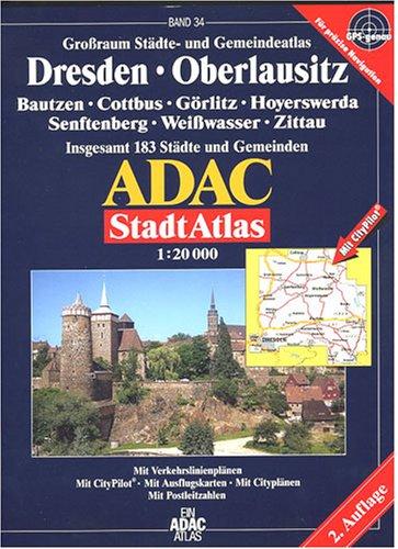 ADAC Stadtatlanten, Niederschlesien, Oberlausitz, Görlitz, Bautzen, Zittau