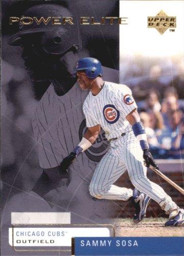 1999 Upper Deck Challengers for 70 Baseball Card #2 Sammy Sosa Mint