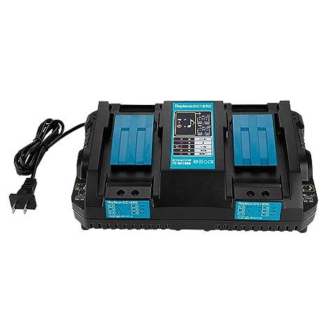 Amazon.com: Fosa - Cargador rápido de batería de litio ...