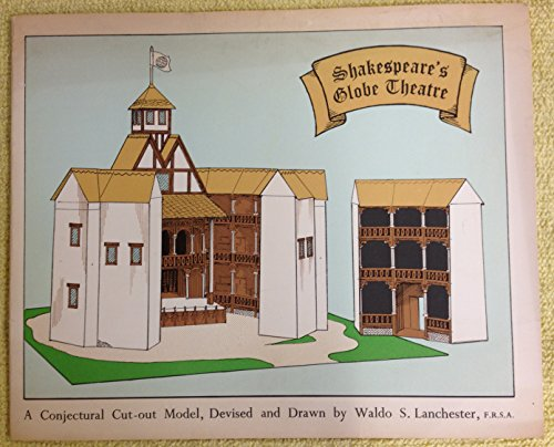 Shakespeare's Globe Theatre: A Conjectural Cut-out Model Devised and Drawn (Globe Theater Model compare prices)