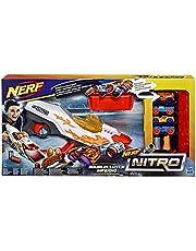 Nerf E0858EU4 DoubleClutch Inferno, blasterset