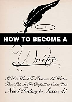 How to become an author of a book