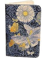 Flower Love Gift Card Holder Wallet by Jamila Starwater