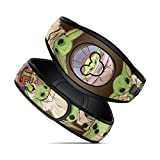 ShopEmilyG Magic Band Decal   Space Baby MagicBand Decal   MagicBand 2.0 Skin   MagicBand Wrap   Magic Band 2 Cover