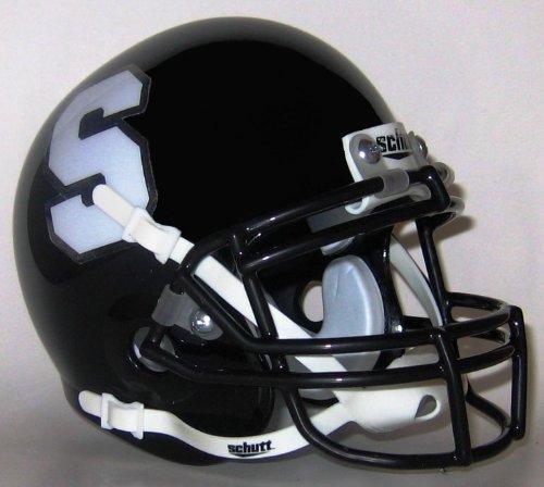 Salmen Spartans High School Mini Helmet - Slidell, (City Of Slidell)