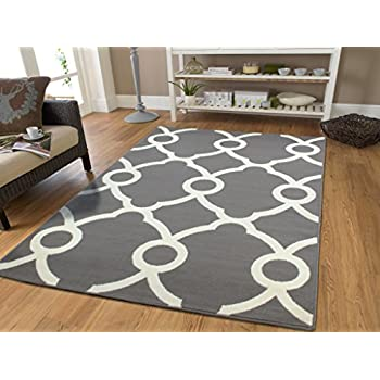 large moroccan style modern rug for living room white gray rug 8x11 rugs grey rug