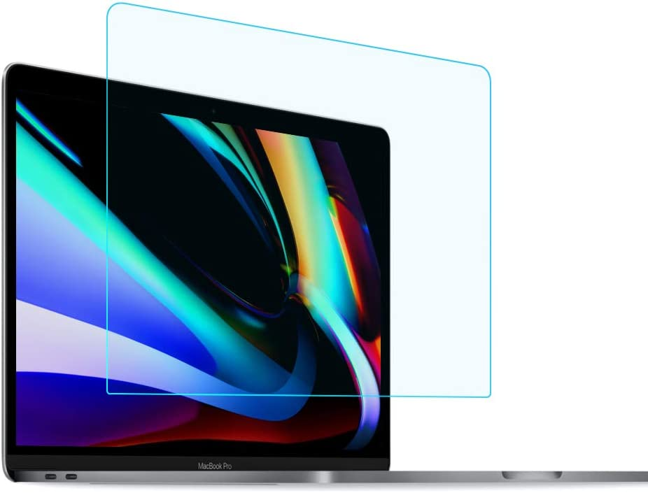 FORITO Anti Blue Light Anti Glare Screen Protector Compatible with MacBook Pro 16 Inch A2141 2020 2019 Released, Anti Fingerprint Eye Protection Filter