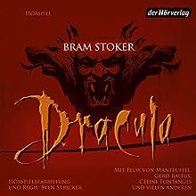 Dracula Hörspiel von Bram Stoker Gesprochen von: Konstantin Graudus, Gerd Baltus, Fröhlich Fröhlich