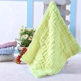 Beaums Baby Washcloths for Sensitive Skin Washcloths Cotton Towels Gauze Square