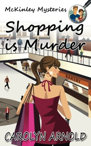 book cover of Shopping Is Murder