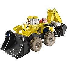 Mattel Fisher-Price fmw43 – Bob el Constructor FootyGnomes – Metamorfosis Diversión baggi