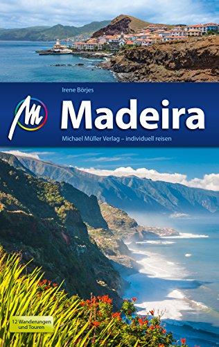Amazon Com Madeira Reisefuhrer Michael Muller Verlag Individuell