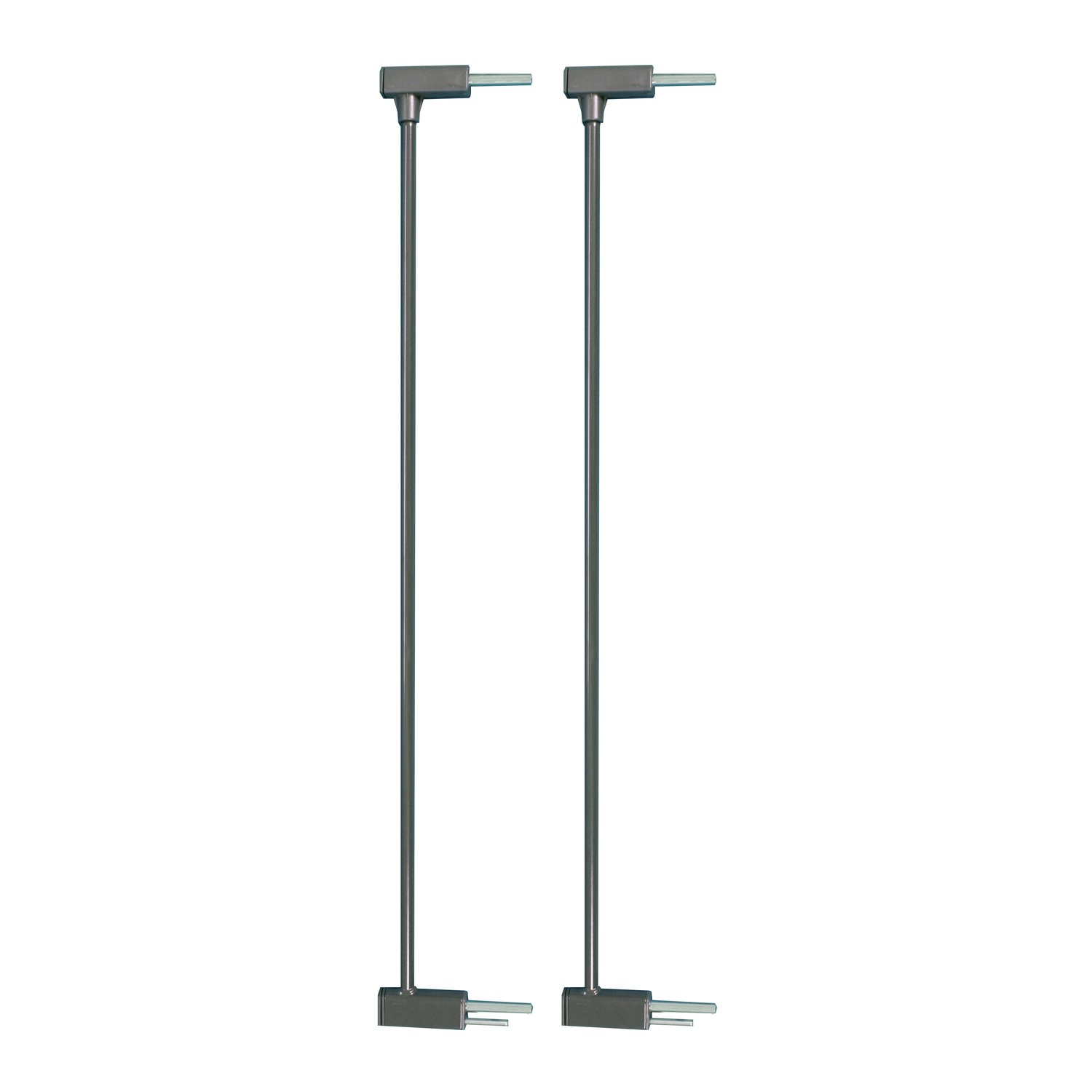"QDOS AUTO-CLOSE SAFEGATE BABY GATE EXTENSIONS – Professional Grade Safety - Extends the Qdos SafeGate Pressure Gates by 2.75"" with each extension - Easy Installation 