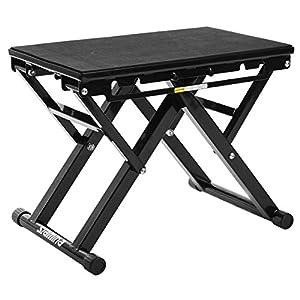 Stamina Adjustable Height Plyo Box - Black