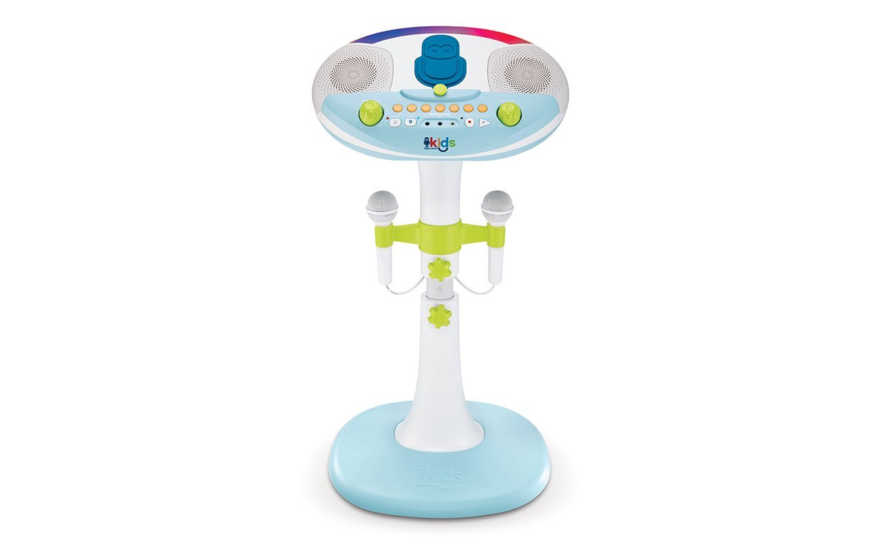 Singing Machine Kid's Pedestal Kids Karaoke System with Stand SMK1010