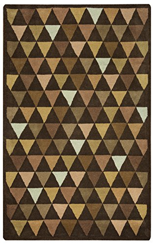 Rizzy Home Julian Pointe JP8760 Hand-Tufted Area Rug, 2'6
