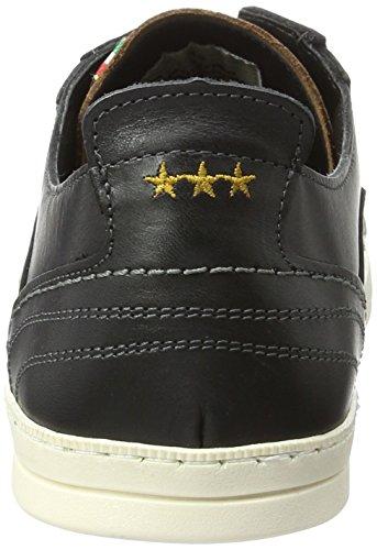 Pantofola d'Oro Vigo Uomo Low - Zapatillas de casa Hombre Schwarz (Black)