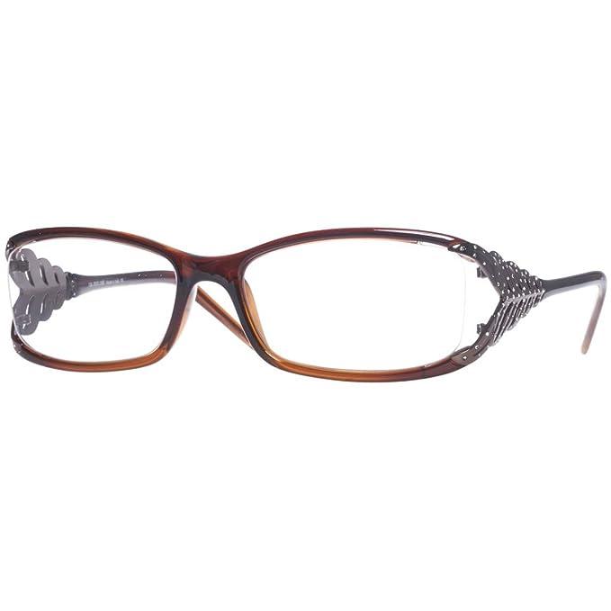 Roberto Cavalli Montura de gafas - para mujer Avana Mujer: Amazon.es ...