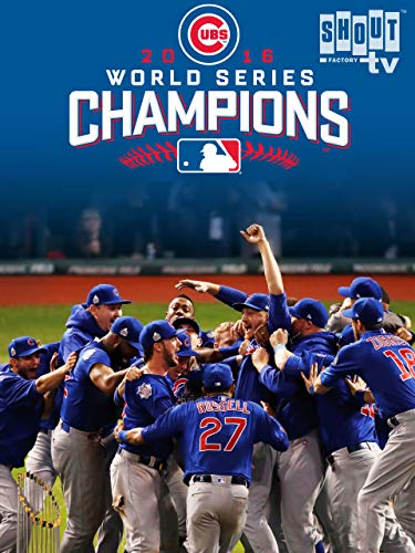 2016 Collectors - 2016 World Series Champions: Chicago Cubs