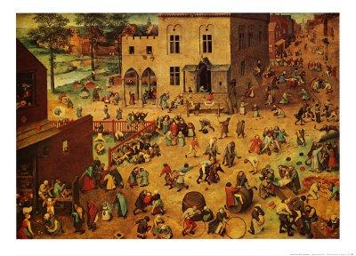 bruegel the elder posters