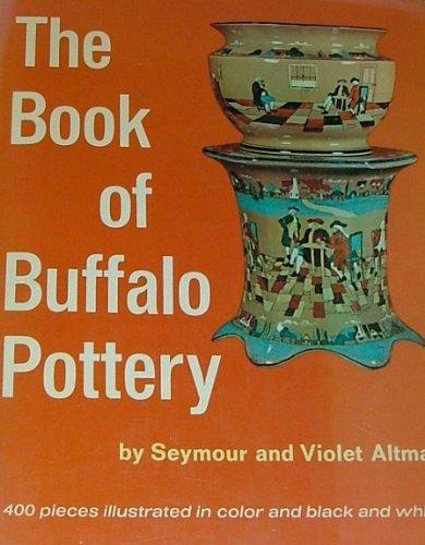 Vintage Pottery Marks (The Book of Buffalo Pottery)