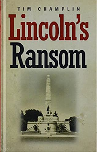 book cover of Lincoln\'s Ransom