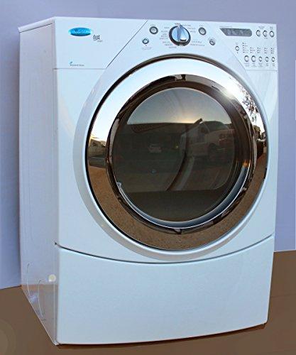 Whirlpool Duest Electric Steam Dryer