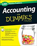 1,001 Accounting Practice Problems for Dummies, Consumer Dummies, Consumer and Boyd, Kenneth, 1118853288
