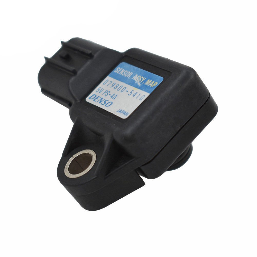 Loovey Genuine Manifold Air Pressure Sensor Intake Air Pressure Sensor Map Sensor For Honda Accord Civic Crv Pilot Acura Rsxmd OEM 079800-5410 37830-PGK-A01