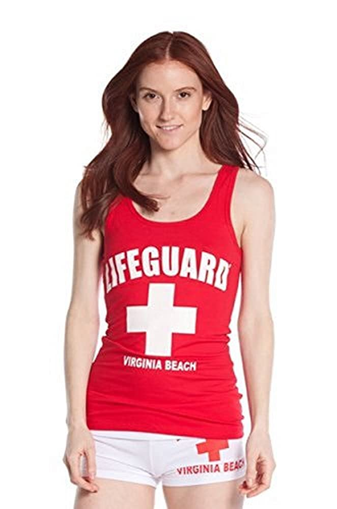 781803de8834 LIFEGUARD Official Girls Printed Tank Top at Amazon Women s Clothing store