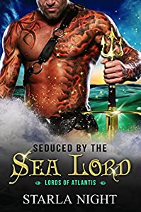 Seduced By The Sea Lord by Starla Night ebook deal