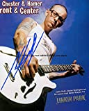 Linkin Park Chester Bennington Autographed Preprint Signed 11x14 Poster Photo