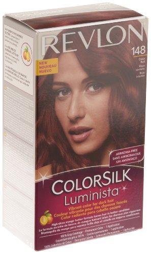 Revlon Colorsilk Luminista Haircolor,Deep Red
