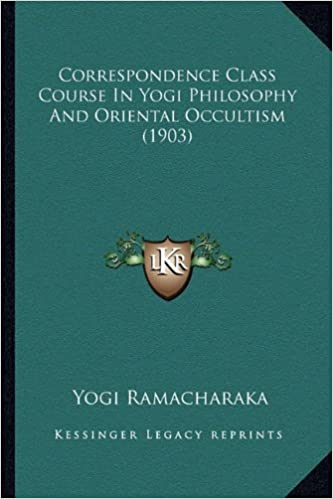 Correspondence Class Course in Yogi Philosophy and Oriental Occultism - Complete Full Set of 14