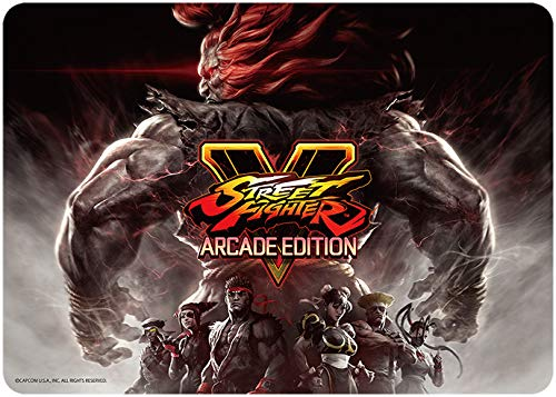 Street Fighter V Raging Demon (Shungokusatsu) Ver. Card Game Character Rubber Playmat Collection Anime Art from Broccoli