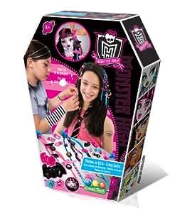Monster High - D686 - Kit de mechas - Caja Draculaura