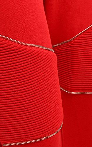 CARISMA Ripped Uomini pantaloni della tuta Red jogger
