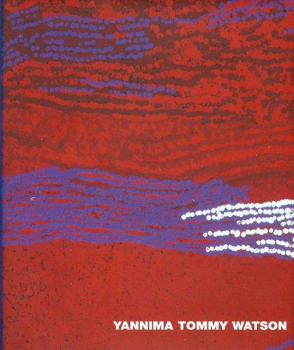 Yannima Tommy Watson (MacMillan Mini-Art)