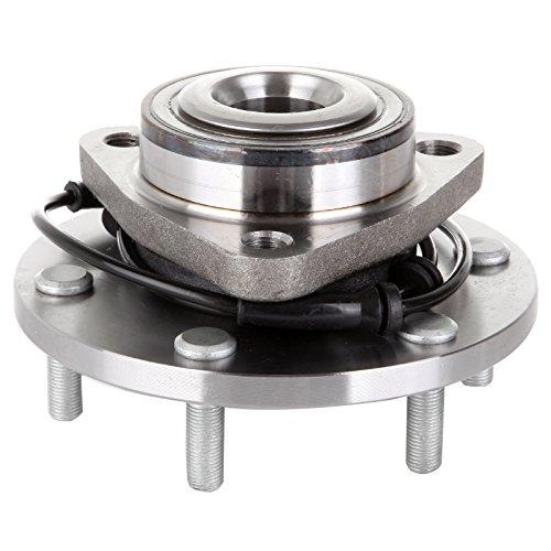 nissan titan wheels bearing rear - 1